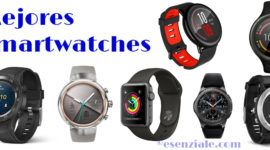 Mejores Smartwatches 2018