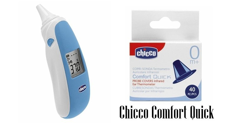 Chicco Comfort Quick