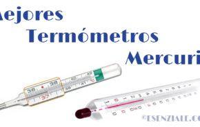 Mejores Termómetros de Mercurio