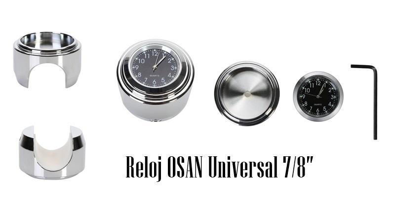 "Reloj OSAN Universal 7/8"""