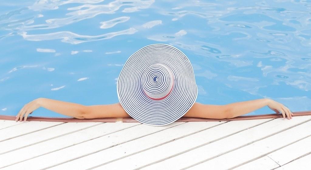 termómetros de piscina