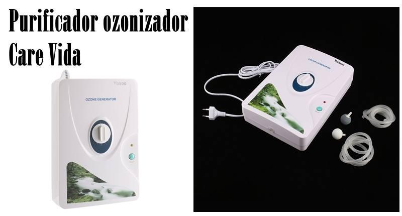 Purificador ozonizador Care Vida