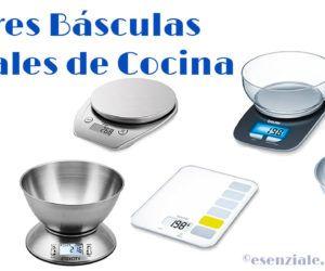 Mejores Básculas de Cocina. Tipos, Características y Diferencias