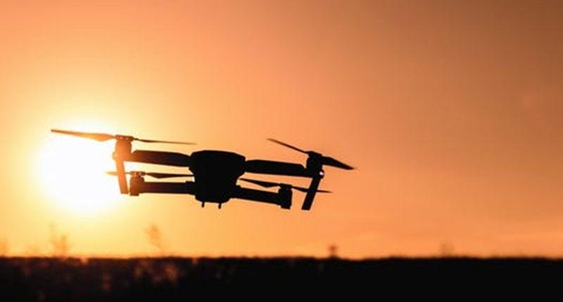 Drones para fotogrametría