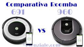 Roomba 691 vs 960 – Una Comparativa Cara a Cara