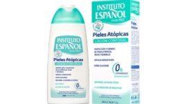 Loción corporal Pieles Atópicas de Instituto Español