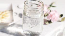 Método para hacer un agua micelar en casa